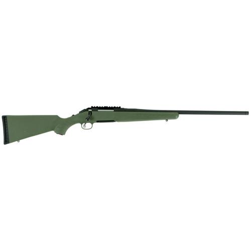 "Ruger American Rifle 6.5 Creedmoor 22"" Barrel Green Composite Stock 4rd"