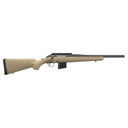 """Ruger American Ranch Rifle .350 Legend 16.38"""" 5rd Flat Dark Earth Synthetic Stock"""