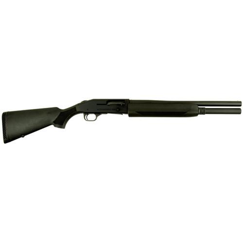 "Mossberg 930 Tactical 12 Ga 18.5"" 3.5"" Black Synthetic Stock Rcvr"