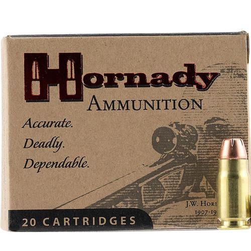 Hornady 9131 Custom 357 Sig 147 GR XTP Jacket Hollow Point 20 Box