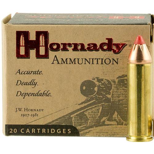 Hornady 9249 Custom 500 Smith Wesson Magnum 300 GR FTX 20 Box
