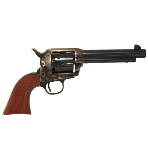 "Uberti 1873 Cattleman Black Powder Revolver 44 Caliber 5.5"" Barrel Steel Frame Blue, 341207"