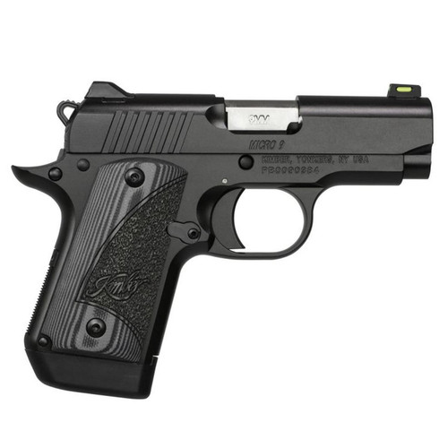 Kimber Micro 9mm G10 7+1 Front FO