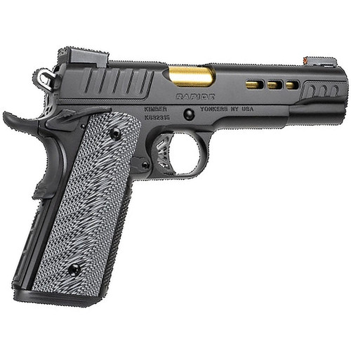 "Kimber Rapide 45 ACP 5"" 8rd Night Sights Black"