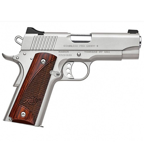 Kimber Stainless Pro Carry II 45 ACP