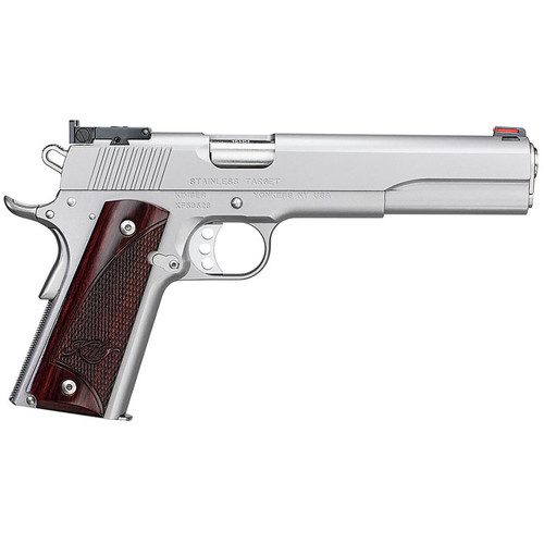 "Kimber Stainless Target 10mm 6"" Barrel 8rd Stainless Steel"
