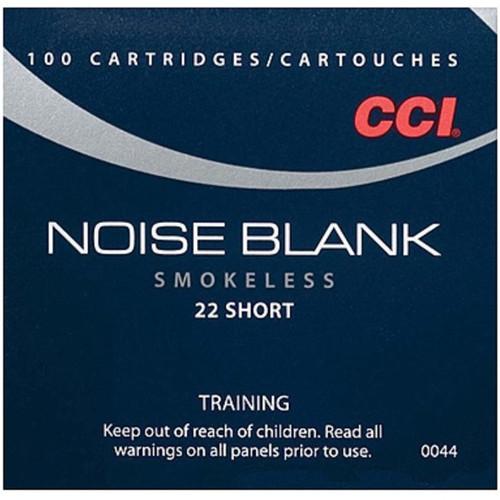 CCI 0044 Blank Paper Blank 22 Short 100 Box