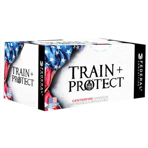 Federal TP45VHP1 Train Protect 45 ACP 230 GR Versatile Hollow Point 50 Box