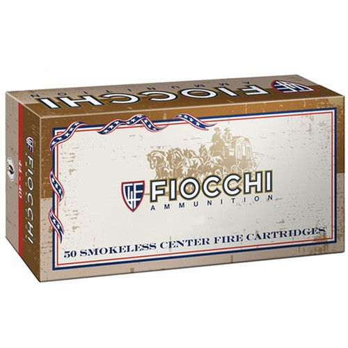 Fiocchi 357CA Shooting Dynamics 357 Mag 158 GR Lead Round Nose Flat Point 50 Box