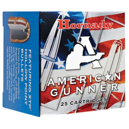 Hornady 90324 American Gunner 38 Special 125 GR XTP Hollow Point 25 Box