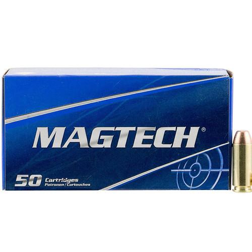 Magtech 10A Sport Shooting 10mm Auto 180 GR Full Metal Jacket 50 Box