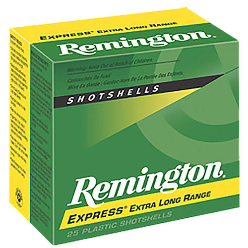 Remington Ammunition SP204 Express XLR 20 Gauge 2.75 1 oz 4 Shot 25 Box