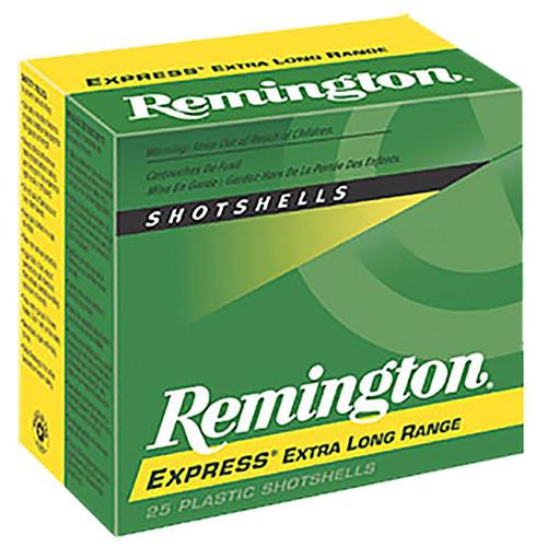 Remington Ammunition SP206 Express XLR 20 Gauge 2.75 1 oz 6 Shot 25 Box