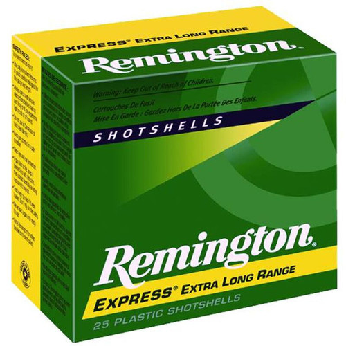 Remington Ammunition SP2875 Express XLR 28 Gauge 2.75 34 oz 7.5 Shot 25 Box