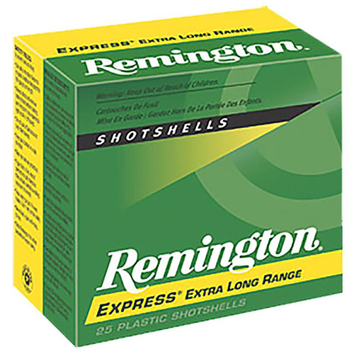 Remington Ammunition SP4106 Express XLR 410 Gauge 2.5 12 oz 6 Shot 25 Box