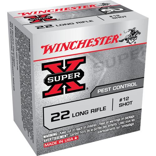Winchester Ammo X22LRS SuperX 22 LR 40 GR 50 Box