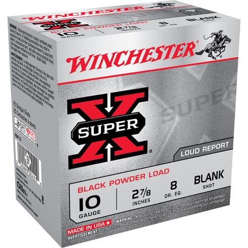 Winchester Ammo XBP10 SuperX Black Powder Load 10 Gauge 2.75 25 Box