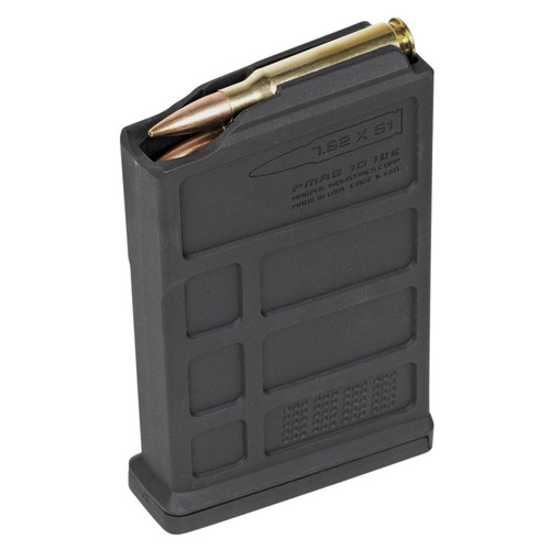 Magpul MAG579-BLK PMAG Bolt Action 7.62x51/308Win/7mm-08 Rem/6.5mm Crdmr/260 Rem/243 Win 10rd Detachable Magazine