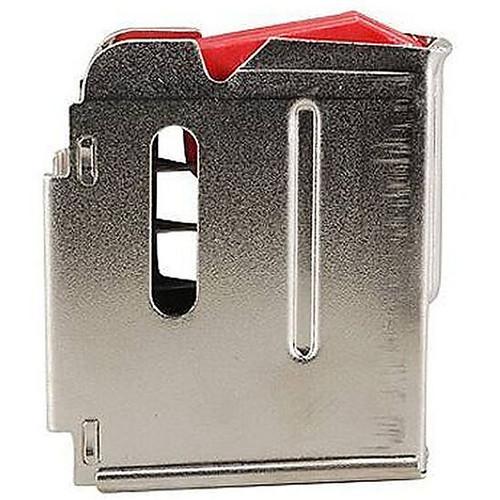 Savage 90009 93 Series Magnum 17 HMR/22WMR 5 Round Stainless Steel Finish Magazine