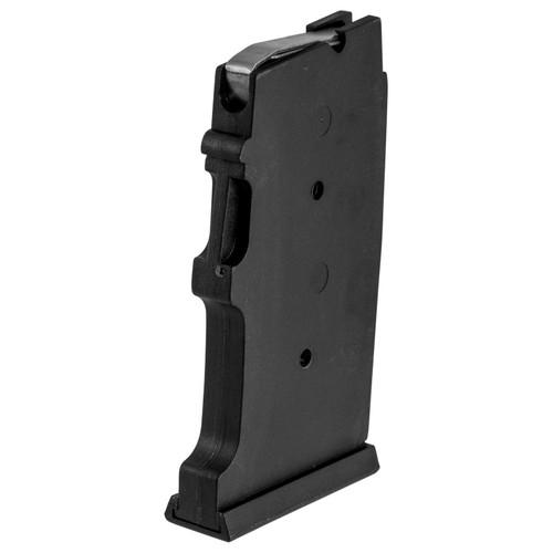 CZ 12014 CZ 455 17 HMR 10 Round Polymer Black Finish Magazine