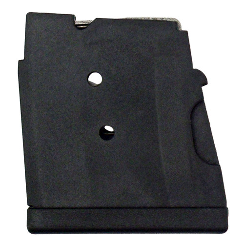 CZ 12013 CZ 455 17 HMR 5 Round Polymer Black Finish Magazine