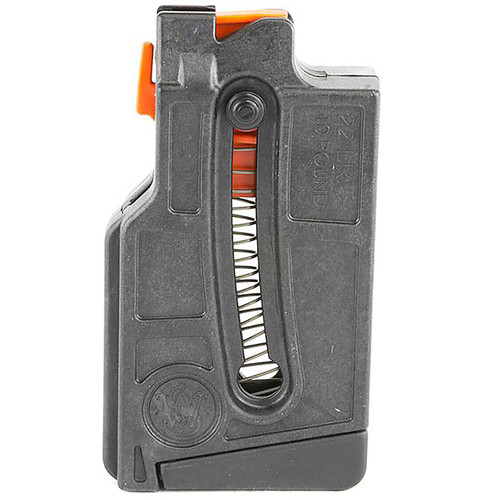Smith & Wesson 199240000 M&P15-22 22 LR 10 Round Polymer Black Finish Short Mag Magazine