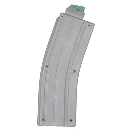 CMMG 22AFC25 22ARC CMMG AR-15/22 22 LR 25 Round Gray Finish Magazine
