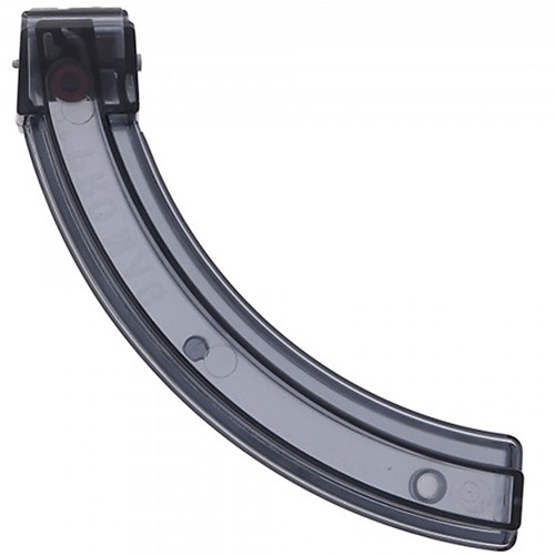 ProMag RUGA9 Ruger 22 LR 10/22 32rd Smoke Polycarbonate Detachable Magazine
