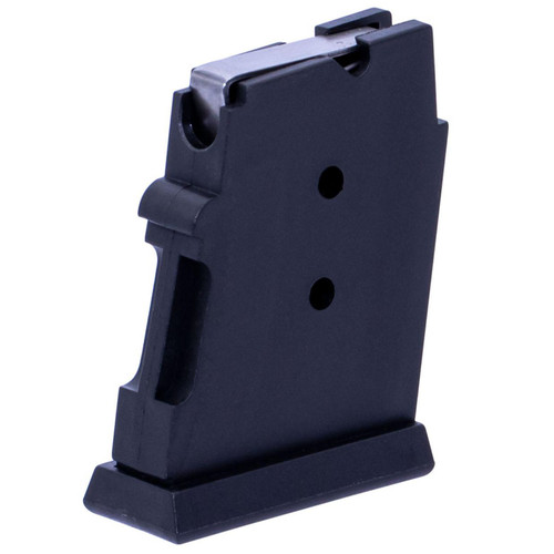CZ 12003 CZ 452/453/455 22 LR 5 Round Polymer Black Finish Magazine