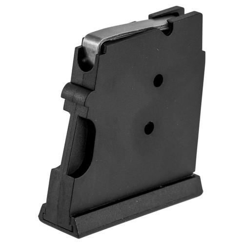 CZ 12010 CZ 455 22 Winchester Magnum Rimfire (WMR) 5 Round Polymer Black Finish Magazine