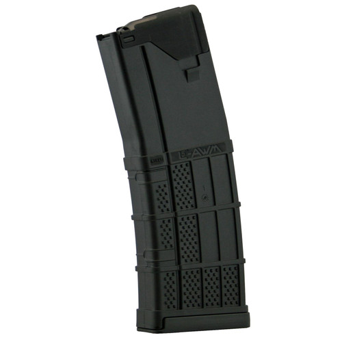 Lancer L5AWM AR-15 223 Rem/5.56x45mm 30 Round Polymer Black Finish Magazine