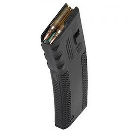 Troy SMAGSIN00BT0 AR-15 223 Remington/5.56 NATO 30 rd Black Finish Magazine