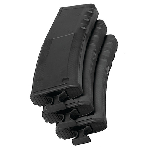 Troy SMAG3PKBT00 AR-15 223 Remington/5.56 NATO 30 rd Black Finish Magazine