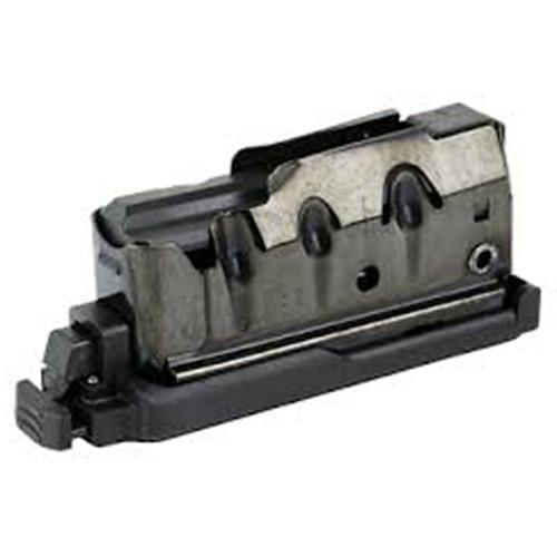 Savage 55230 Axis, 11/111, 10/110, 16/116 223 Remington/5.56 NATO 4 Round Steel Blued Finish Magazine