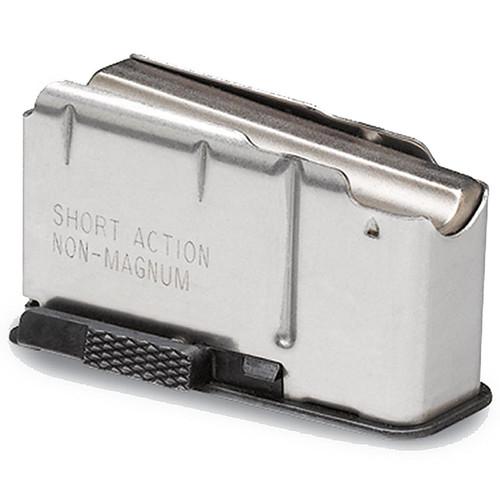 Remington Accessories 19522 783243,308 Win/260,7mm-08,260,6mm Rem/257 Roberts 4 Rd Black Steel Magazine