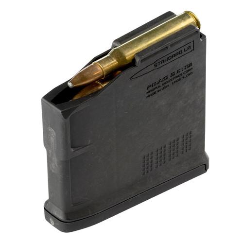 Magpul PMAG Bolt Action 30-06 Springfield/270 Win/25-06 Rem/280 Rem/8mm-06 5 Round Polymer Black Magazine