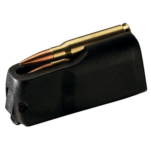Browning 112044601 X-Bolt 338/300 Winchester Magnum; 7mm Remington Magnum 3 Round Polymer Black Finish Magazine