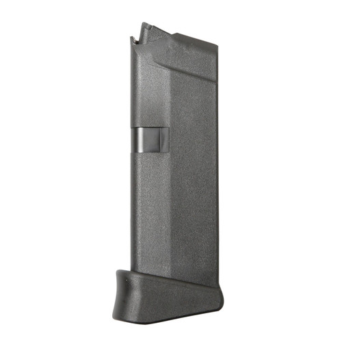 Glock G42 380 Automatic Colt Pistol (ACP) 6 Round Polymer Black Finish Magazine