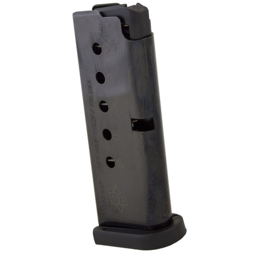 Diamondback DB380MAG DB380 380 Automatic Colt Pistol (ACP) 6 Round Metal Blued Finish Magazine