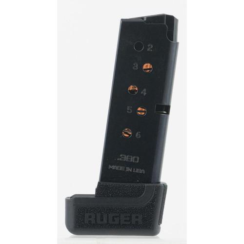 Ruger 90626 LCP II380 ACP 7 Round Steel Magazine