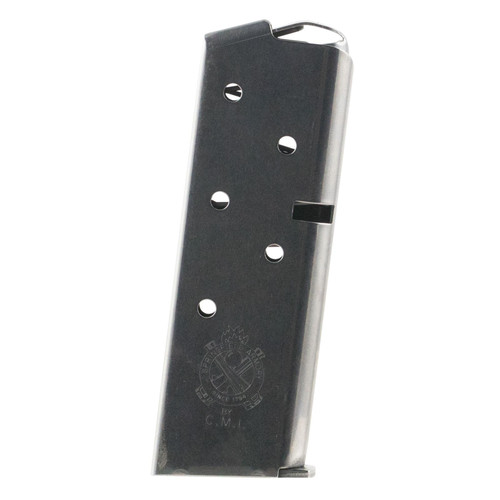 Springfield Armory PG6806 911 380 Automatic Colt Pistol (ACP) 6 rd 911 Stainless Finish Magazine