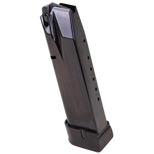 Beretta USA JM4PX4017 Px4 Storm 40 S&W 17 Rd Black Steel Magazine