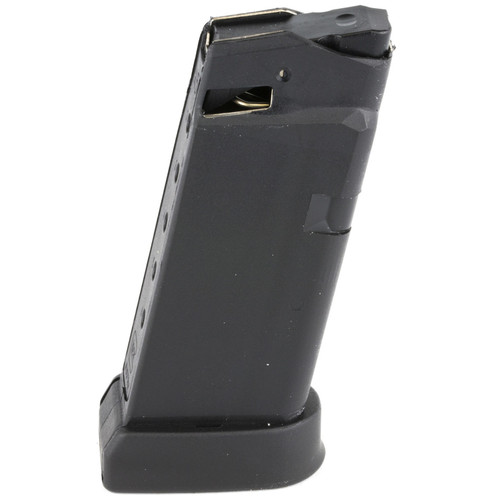 Glock G36 45 ACP 6 Round Polymer Black Finish Magazine