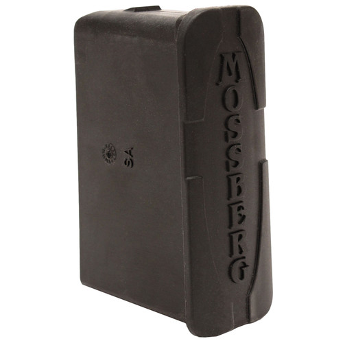Mossberg Patriot/4x4 6.5 Creed/243,308 Win/7mm-08 Rem 4 Round Polymer Black Finish Magazine