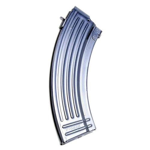 ProMag AKS30 AK-47 7.62x39mm 30rd Blued Steel Detachable Magazine