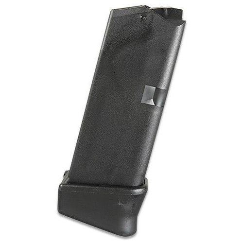 Glock G26 9mm Luger 12 Round Polymer Black Finish Magazine