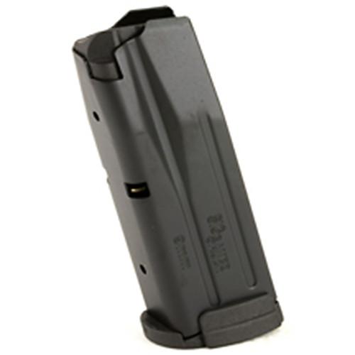 Sig Sauer MAGMODSC912 P250/P320 9mm Luger 12 Round Steel Blued Finish Magazine