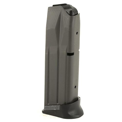 Sig Sauer MAG2022915 SP2022, SP2009 & SP2340 9mm Luger 15 Round Steel Blued Finish Magazine