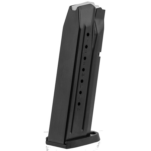 Smith & Wesson 194400000 M&P 9mm Luger 17 Round Steel Black Finish Magazine