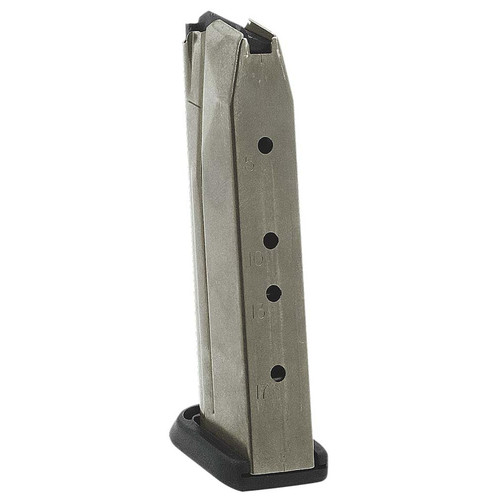 FN FNX-9 9mm Luger 17 Round Steel Finish Magazine